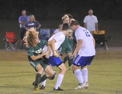 UHA scores 5 unanswered to top St. Mary in All 'A'