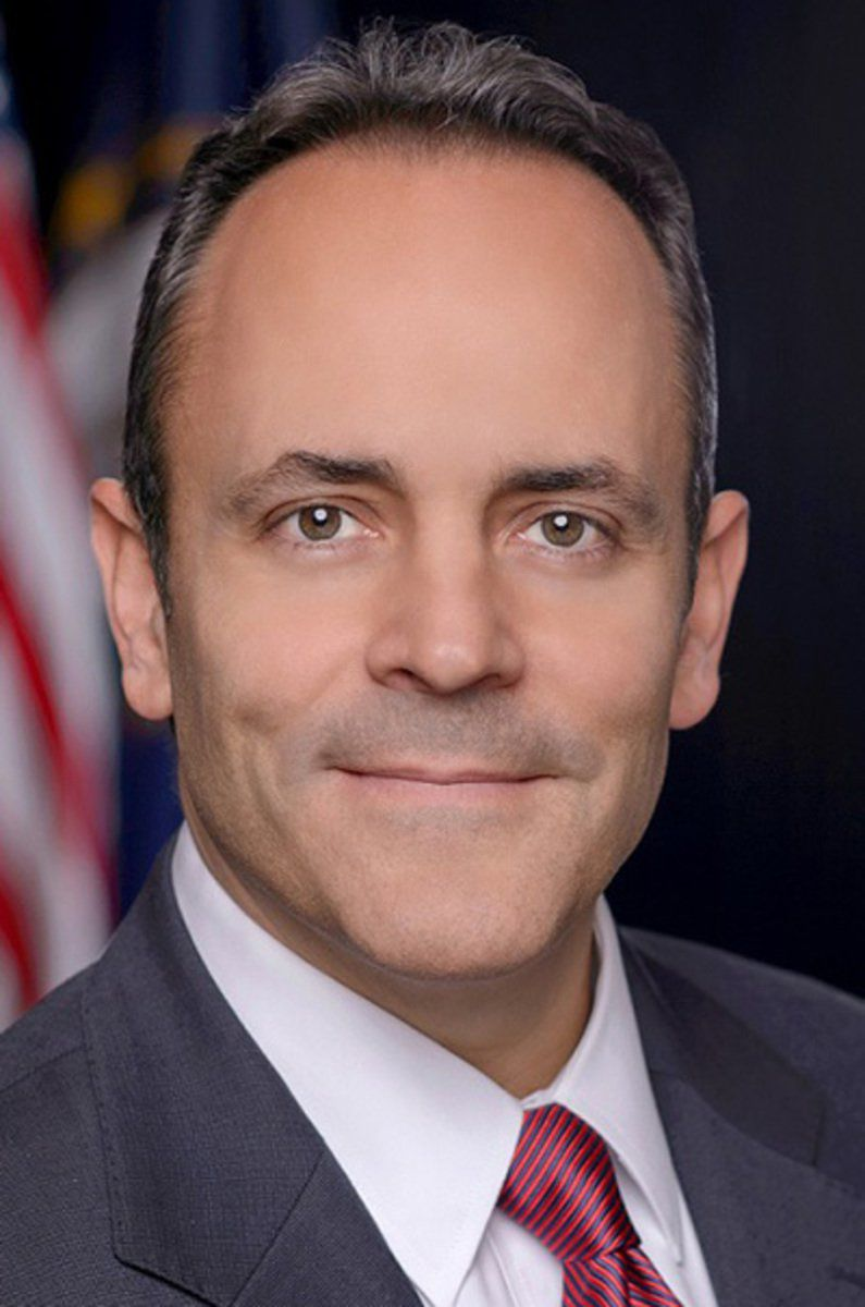 Bevin has sizable lead in GOP primary poll