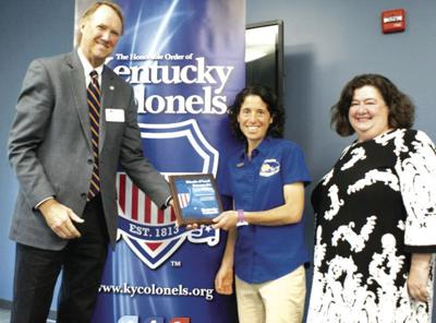 Friends of LBL obtains Kentucky Colonels grant