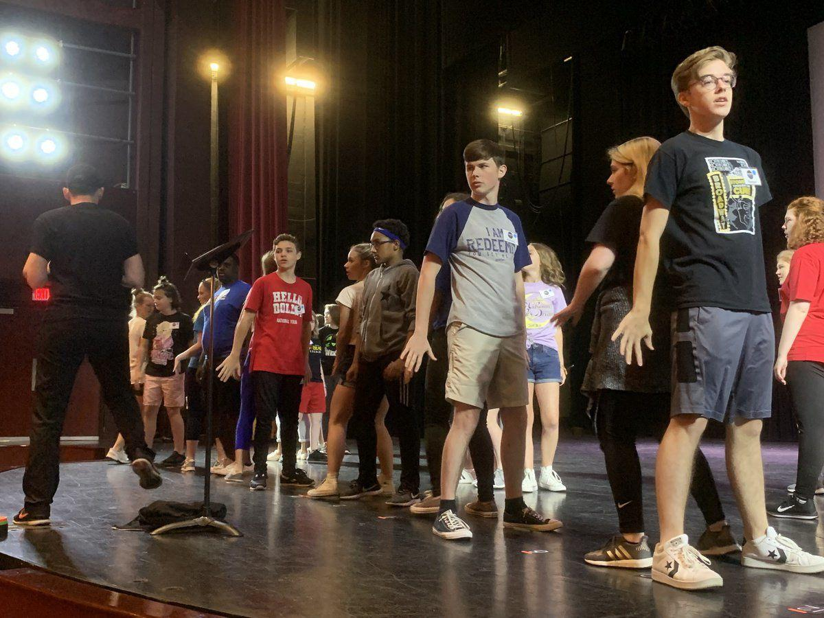 Five-day Broadway Workshop draws passionate theater kids