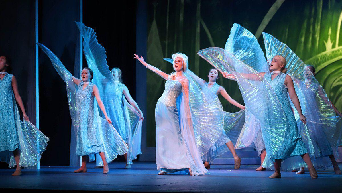 MHT bringing 'Frozen, JR.' to downtown stage