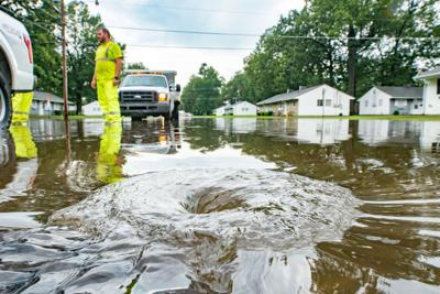 'The Nature of Weather' - Paducah hit with flash floods, storm spares outliers