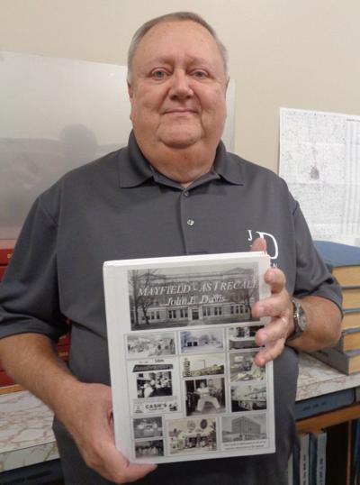 Mayfield man pens book on local history