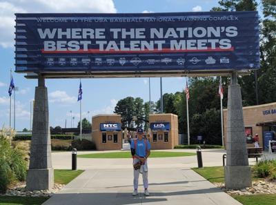 Chase Shelton takes on North Carolina for baseball