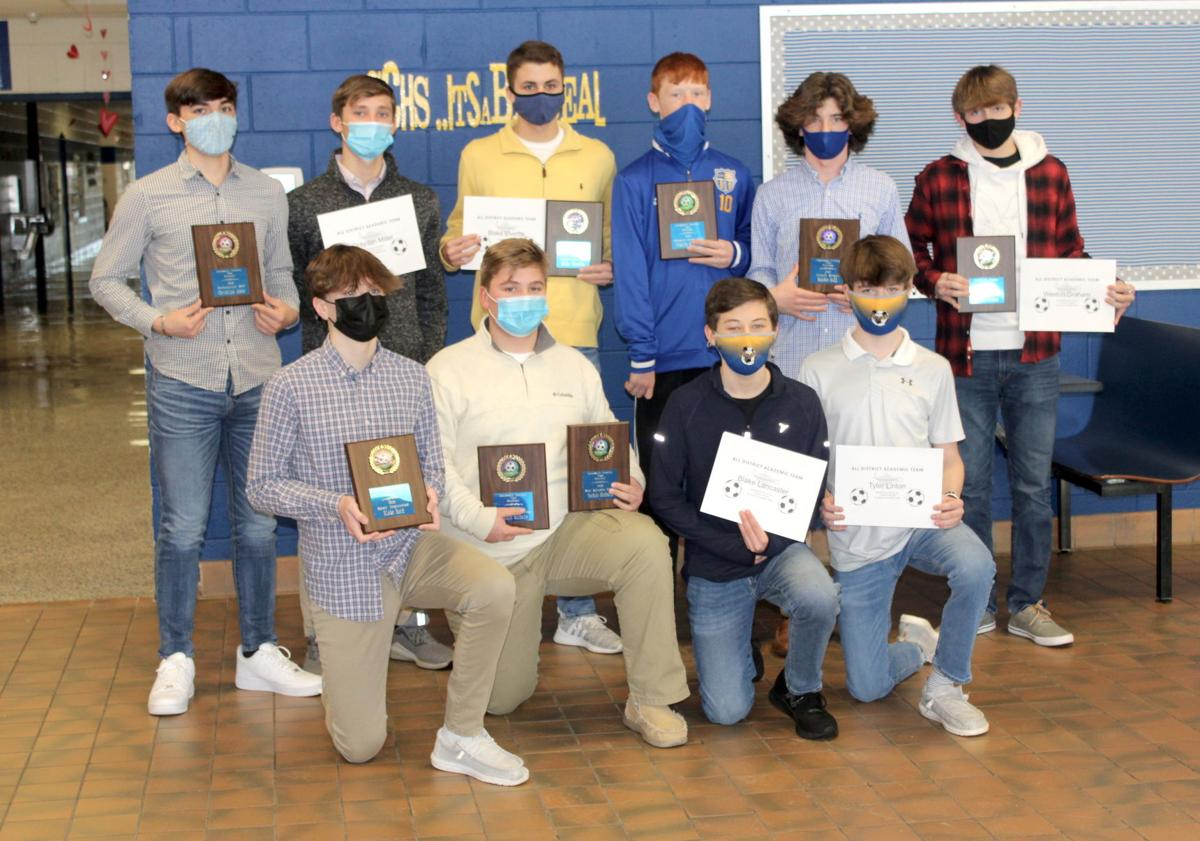 Caldwell County honors boys', girls' soccer players