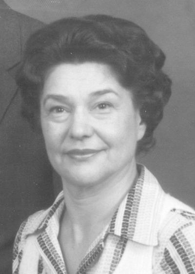Margaret Smith Marshall
