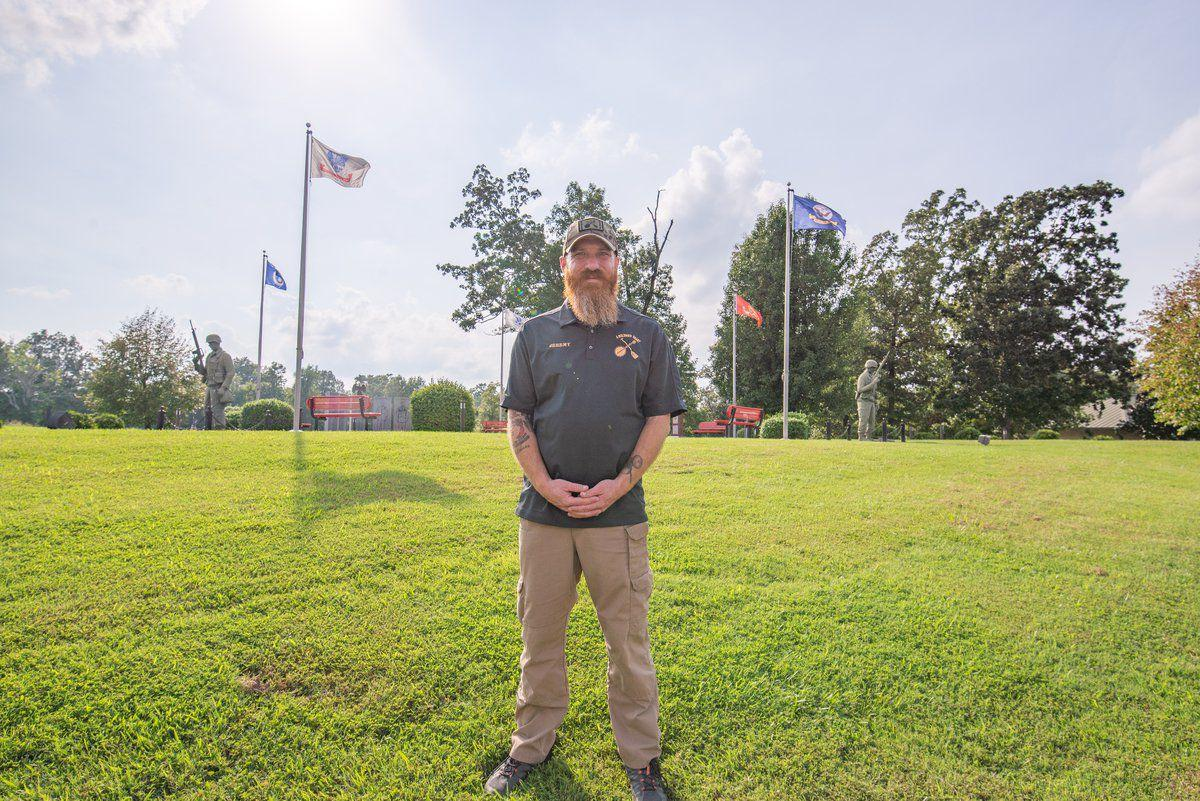 'A Soldier's Heart' Veteran finds purpose in helping others with PTSD