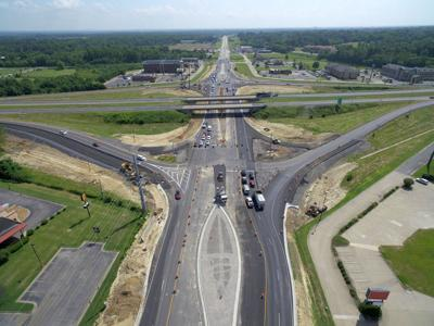 Exit 4 ramps scheduled to close starting Monday