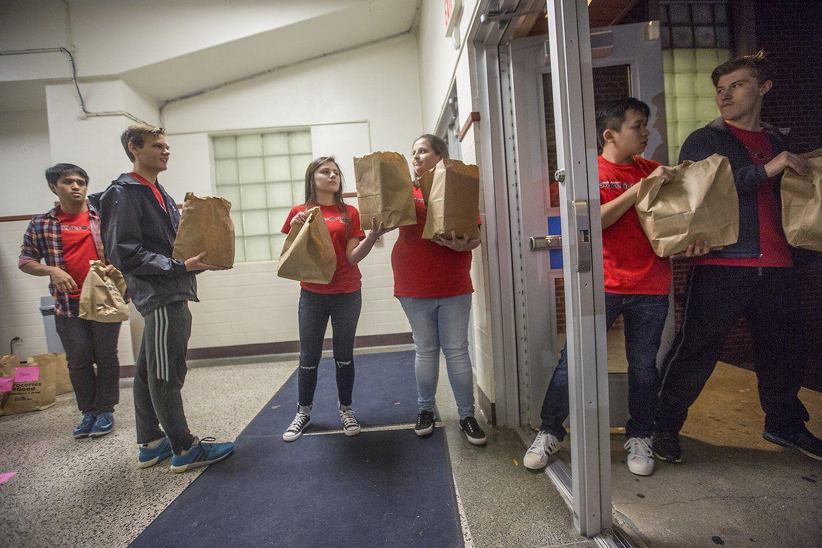 Annual Groceries For Good campaign raises over $43,000