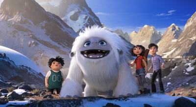 'Abominable' tops box office with $20.9M
