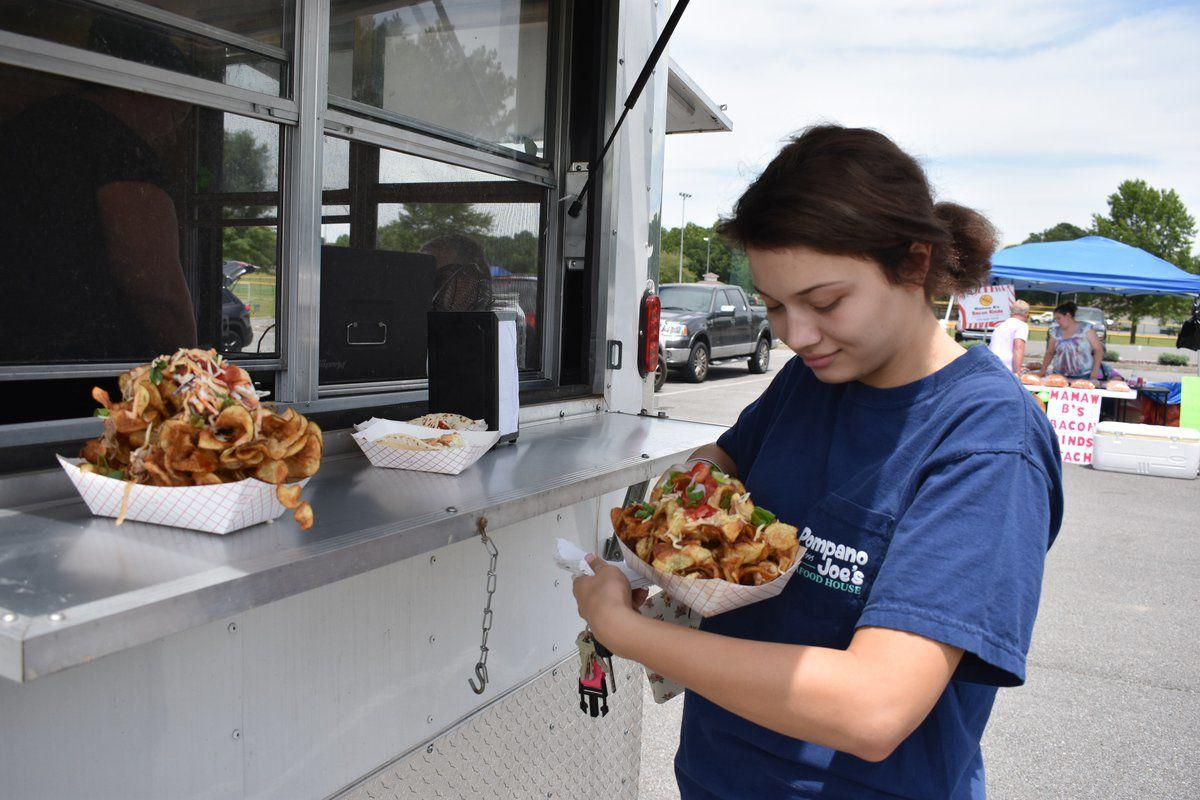 Calvert City's Food Truck Friday is attracting hungry customers