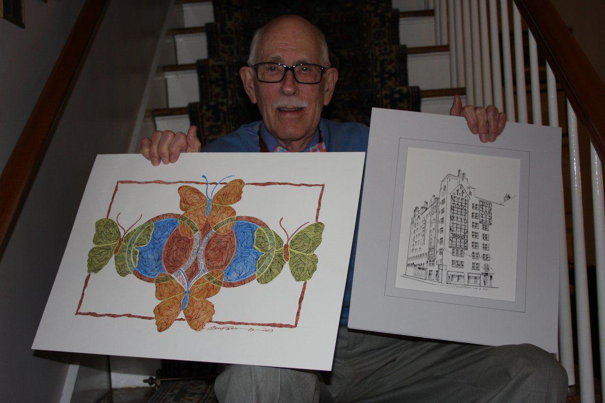 Bill Ford revs up local arts scene