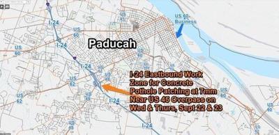 PADNWS-09-22-21 LANE RESTRICTION PIC