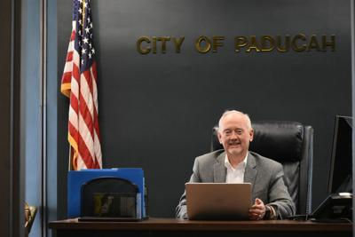 Bray feeling good on first day in city hall