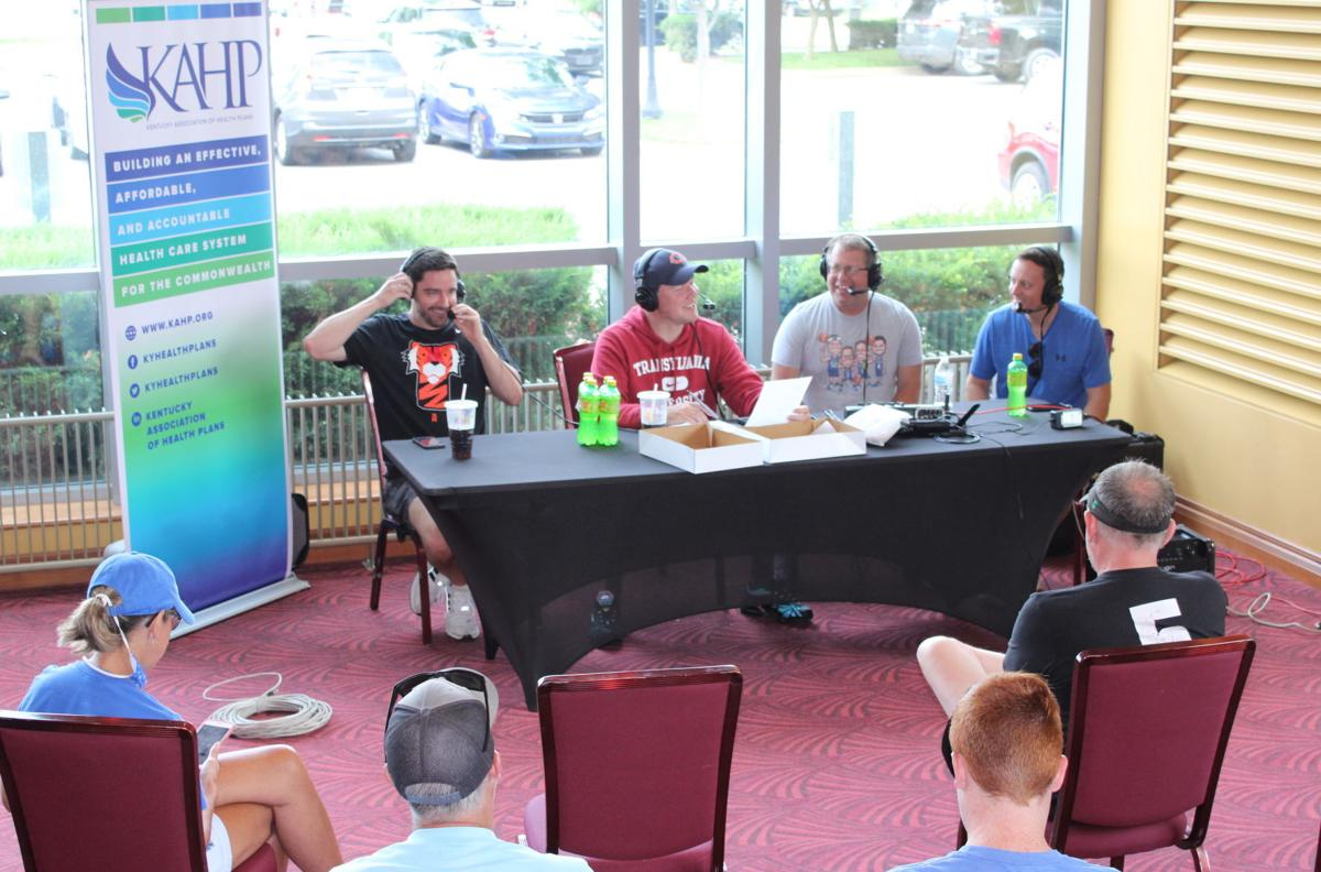 Kentucky Sports Radio, KAHP host vaccine event at Carson Center