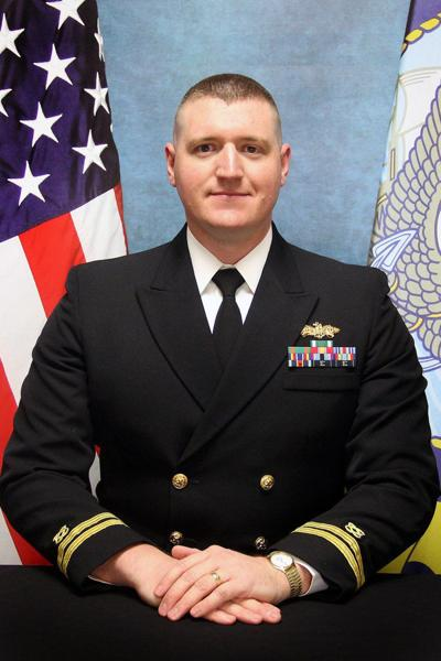 Princeton native Tyler Williams named Navy's Engineer of the Year