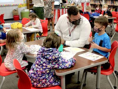Heath Elementary earns prestigious Blue Ribbon award