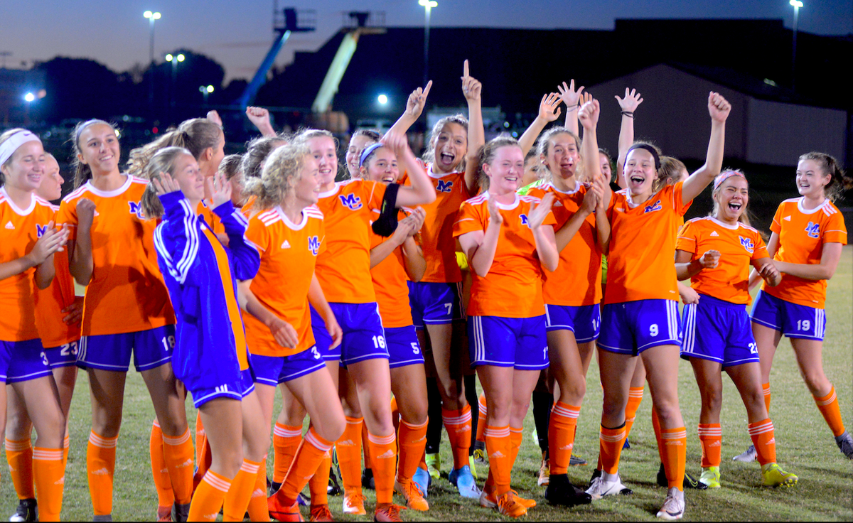 Lady Marshals three-peat as First Region champs with 1-0 win over McCracken