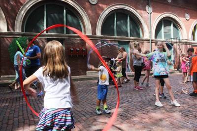 Kids street fair returns Saturday
