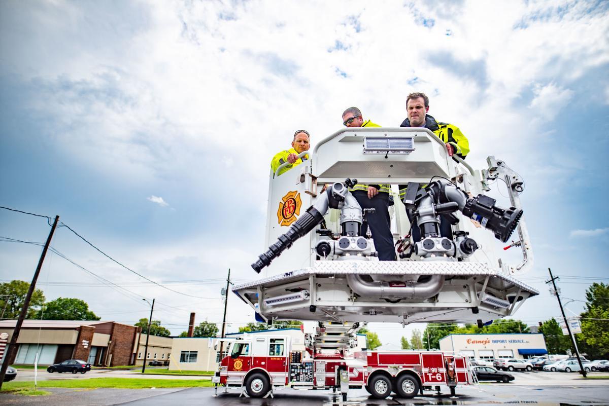 New PFD platform truck nears debut