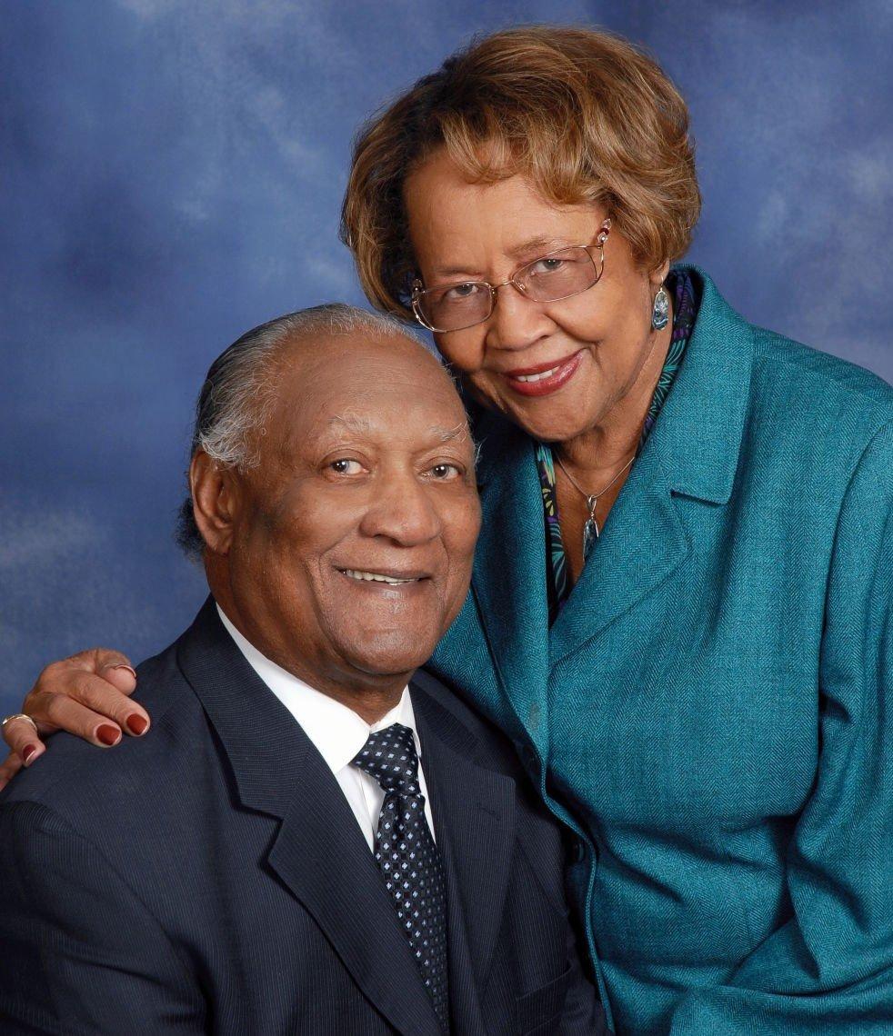B.A. and Frances Hamilton