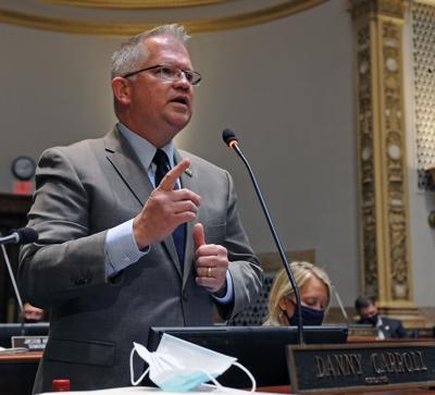 Carroll gets legislative committee assignments