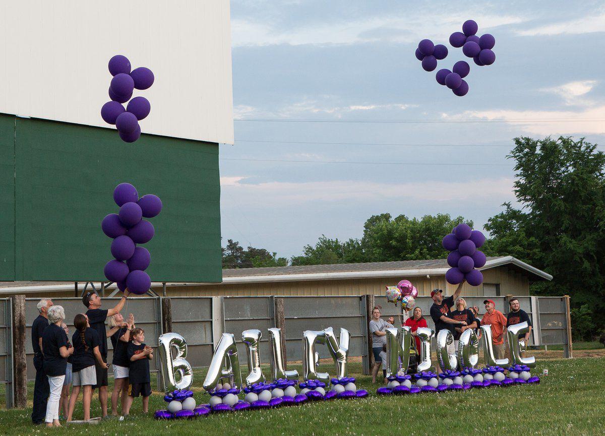 Balloons for Bailey