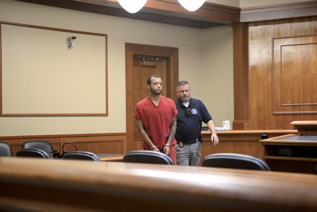 Man appears in court on murder charge