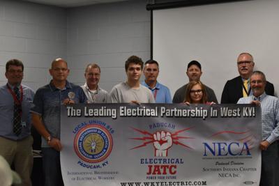 Electrician program receives $2,000 gift