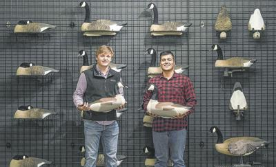 A big honking deal: Local hunters repeat as world goose calling champions
