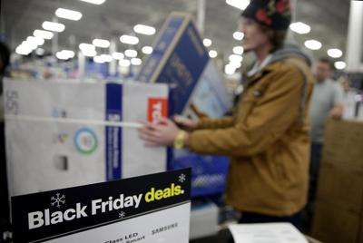 Millennial Money Secrets of a Black Friday Shopper
