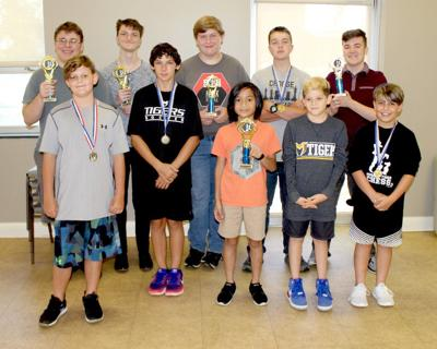 Students prepare for upcoming chess season with tournament
