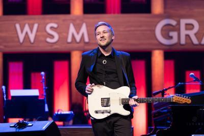 Gilbertsville guitarist makes Opry stage debut