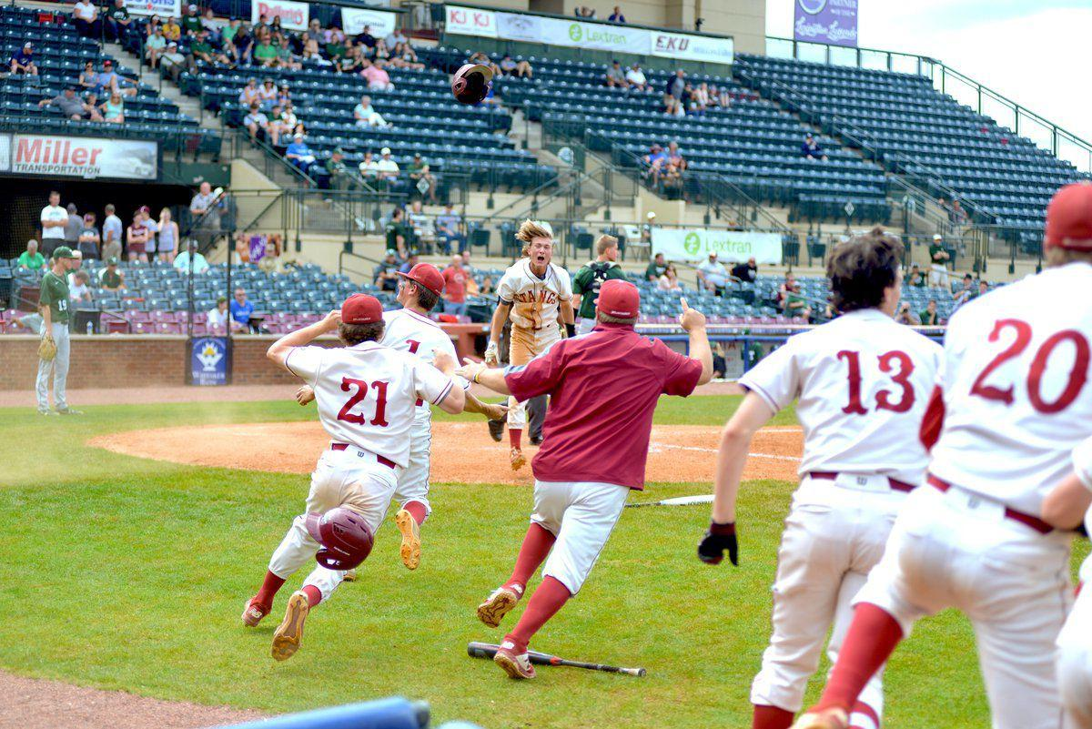 CHAMPIONSHIP BOUND: McCracken knocks off Trinity for school's first trip to baseball's title game