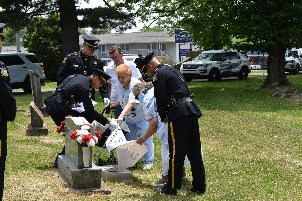 Fallen officers and troopers honored by police agencies