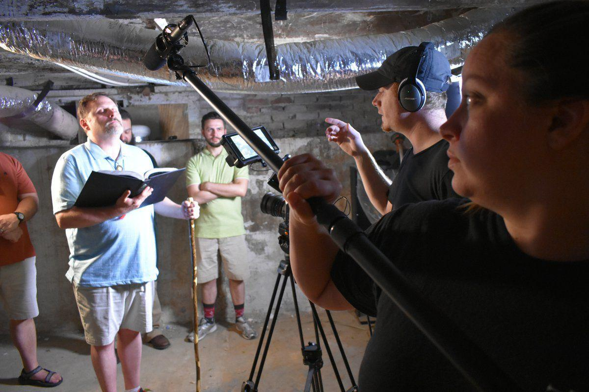 Filmmakers push themselves during 48 Hour Film Project