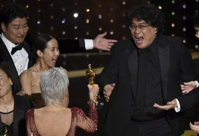 'Parasite' takes best picture at Oscars