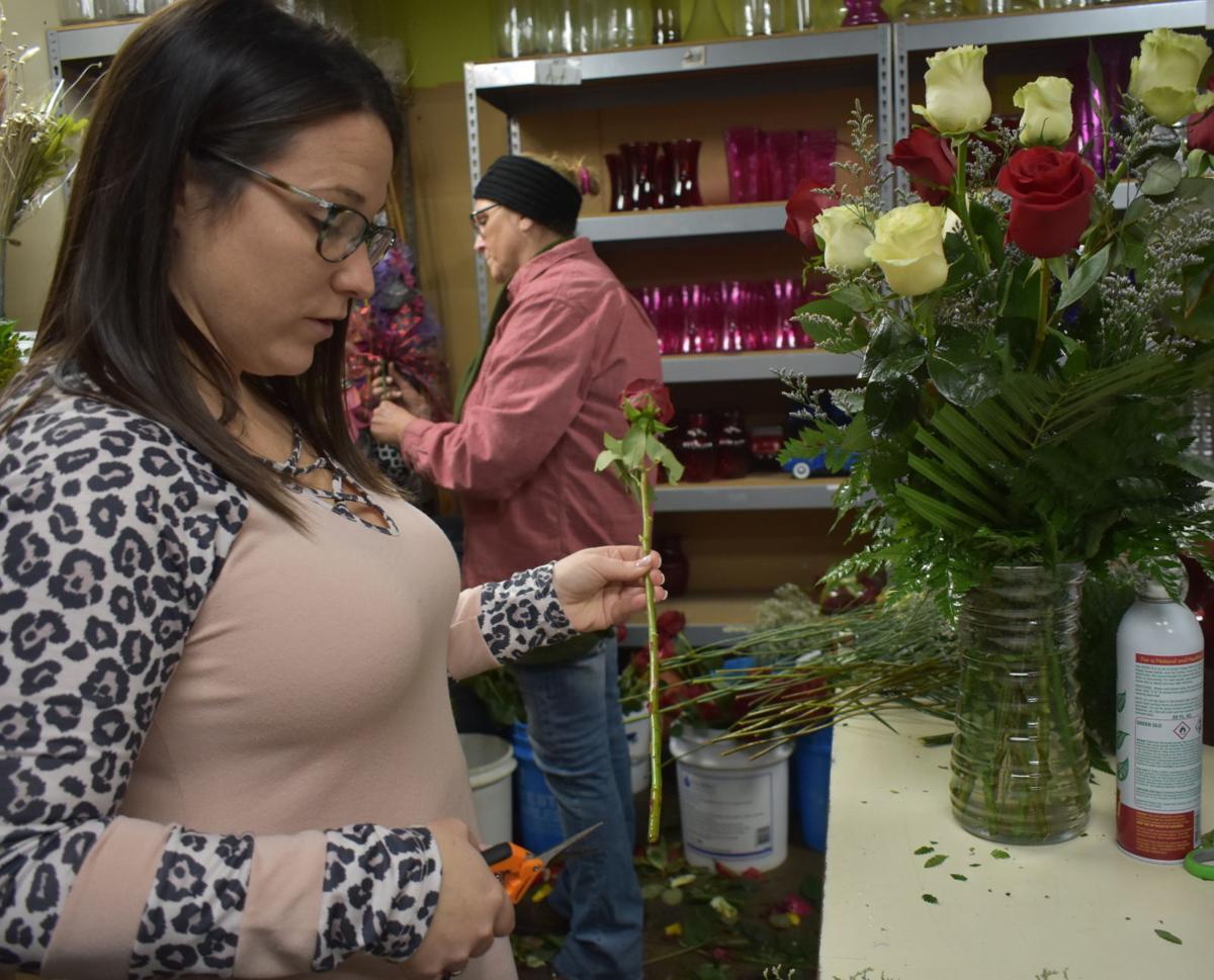 Abbey Shelton of Rose Garden Florist
