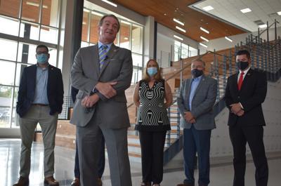 Kentucky House leadership visits Paducah Innovation Hub