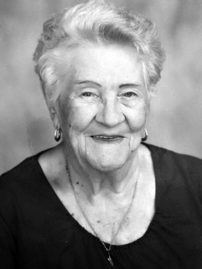 Eva Mae Patterson