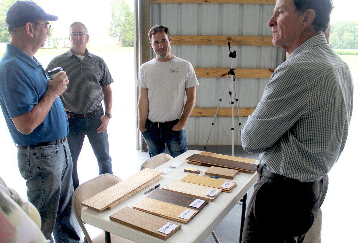 First-of-its-kind HempWood plant opens doors near Murray