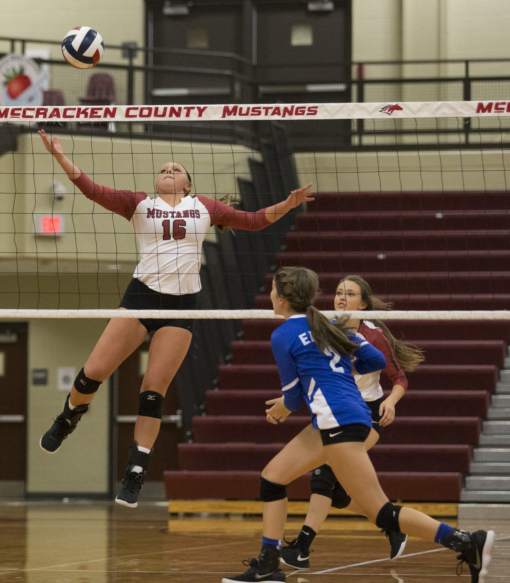 First Region Volleyball Preview: McCracken's streak continues