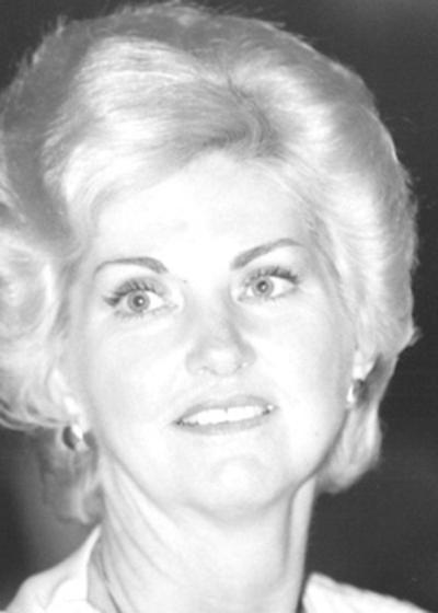 'Jo' Betty Joretta Riley Ramage