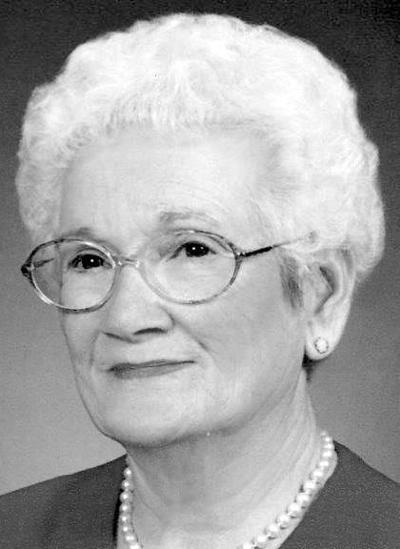 Mildred Louise Tucker