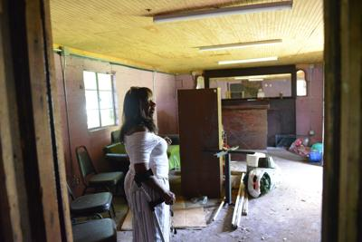For the culture: $100K in grants given to area Black historic sites