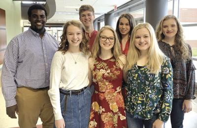 McCracken High students selected for Governor's School for the Arts