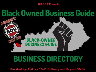 Black-Owned Businesses of Paducah Directory