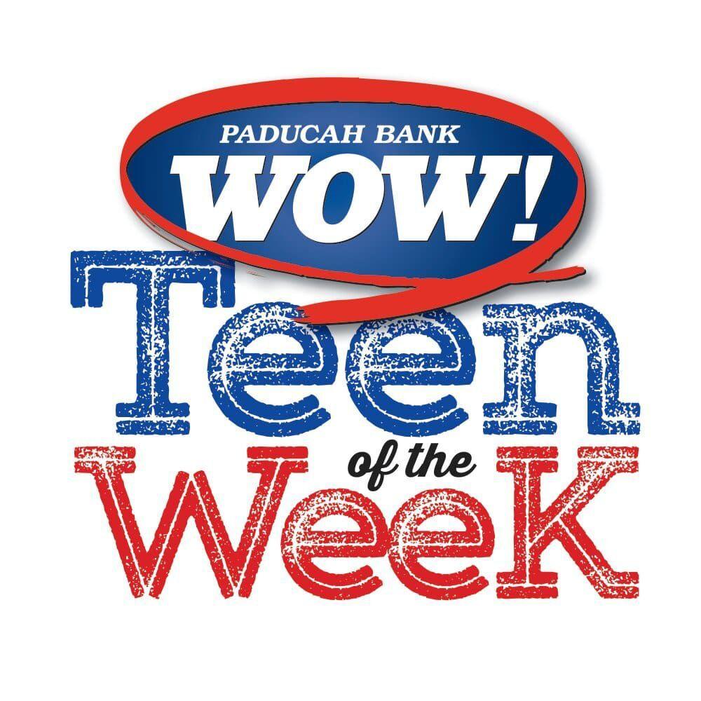 Paducah Bank Teen of the Week