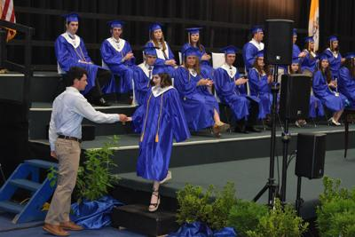 St. Mary High 'family' honors 17