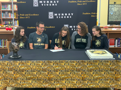 Murray's Brooks to attend West Point on track scholarship